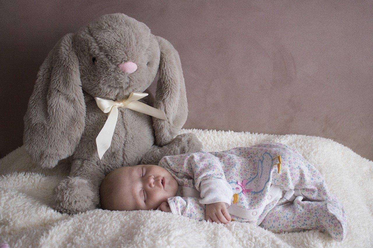 Как плюшените играчки помагат при неспокойни деца